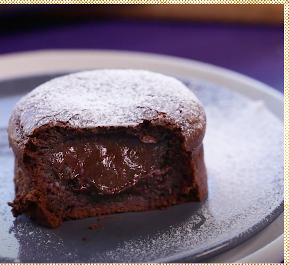 Cadbury Dairy Milk Chocolate Fondant